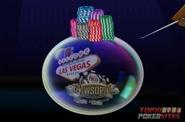 WSOP Main Event Bubble