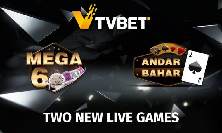 TVBET to launch new live games: Andar Bahar & Mega6