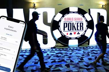 World Series of Poker - Covid Pass