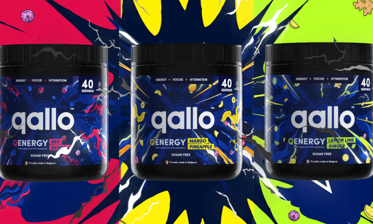 QALLO® LAUNCHES QENERGY - THE ENERGY DRINK FOR THRIVING IN THE DIGITAL WORLD