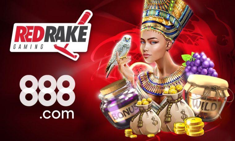 Red Rake Gaming partners with 888ladies