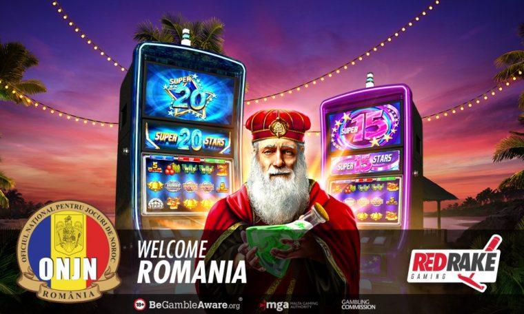 Red Rake Gaming obtains its Romanian License